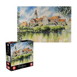 Puzzle Pinturas Austria 1000 Piezas