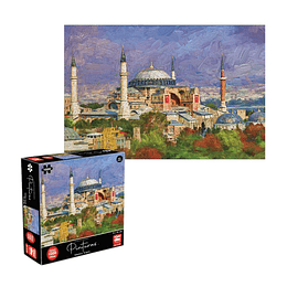 Puzzle Pinturas Estambul 1000 Piezas