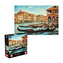 Puzzle Pinturas Venecia 1000 Piezas