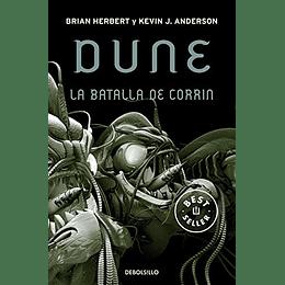 La Batalla De Corrin (Leyenda De Dune 3)
