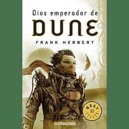 Dios Emperador De Dune (Dune 4)