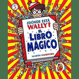 Donde Esta Wally El Libro Magico