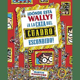Donde Esta Wally A La Caza Del Cuadro Escondido