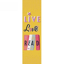 Marcapagina Live Love Read