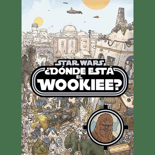 Star Wars ¿Donde Esta El Wookiee?