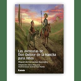 Las Aventuras De Don Quijote Para Niños