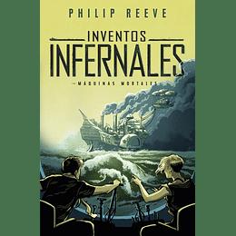 (Maquinas Mortales 3) Inventos Infernales