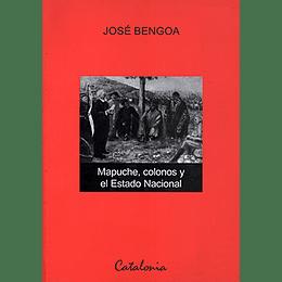 Mapuche Colonos Y El Estado Nacional