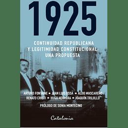 1925 Continuidad Republicana