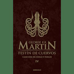 Juego De Tronos 4 Cancion De Hielo Y Fuego, Festin De Cuervos