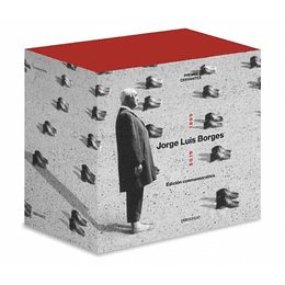 Jorge Luis Borges. Estuche Edicion Conmemorativa