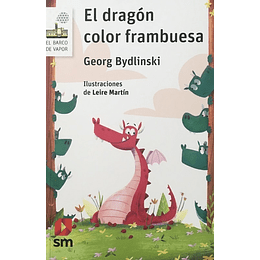 Dragon Color Frambuesa