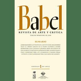 Babel 1 Revista De Arte Y Critica