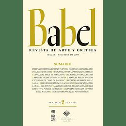 Babel 2 Revista De Arte Y Critica