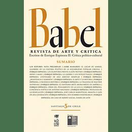Babel 5 Revista De Arte Y Critica
