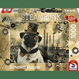 Puzzle Perro Steampunk 1000 Piezas
