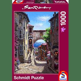 Puzzle Vista Al Mar 1000 Piezas
