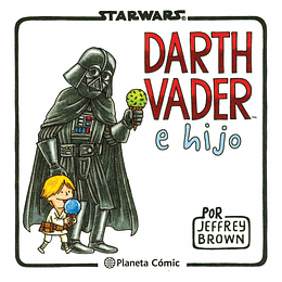 Star Wars Darth Vader E Hijo