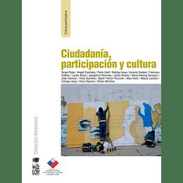 Ciudadania Participacon Y Cultura
