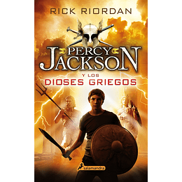 Percy Jackson. Y Los Dioses Griegos