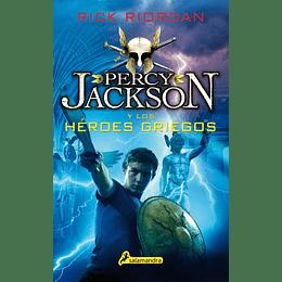 Percy Jackson. Y Los Heroes Griegos