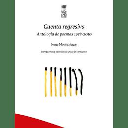 Cuenta Regresiva Antologia De Poemas 1978-2010