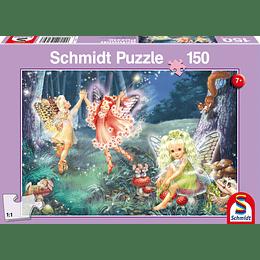 Puzzle Baile De Hadas 150 Piezas