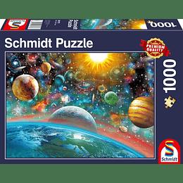 Puzzle Universo 1000 Piezas