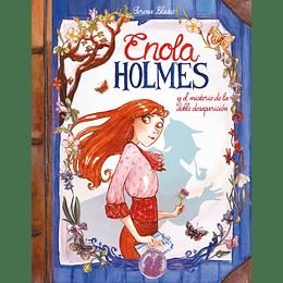 Enola Holmes. Novela Grafica 1: Y El Misterio De La Doble Desaparicion (Td)