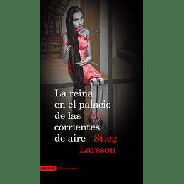 Millennium 3. La Reina En El Palacio De Las Corrientes De Aire