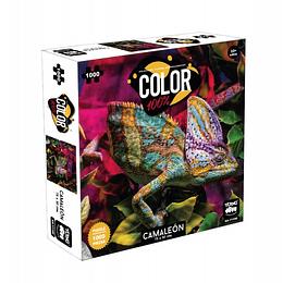 Puzzle Color 1000 Piezas Camaleon