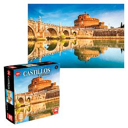 Puzzle 2000 Piezas Castillo De Sant Angelo Italia