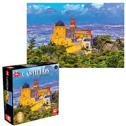 Puzzle 2000 Piezas Castillo De Sintra Portugal