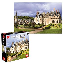 Puzzle 2000 Piezas Castillo De Langeais Francia