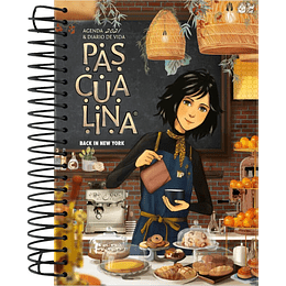 Agenda Pascualina Coffee Shop 2021