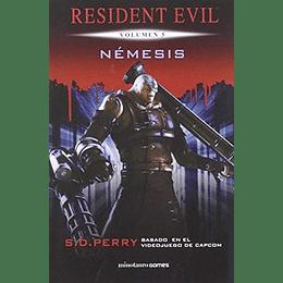 Resident Evil Volumen 5 Nemesis