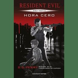 Resident Evil Volumen 0 Hora Cero