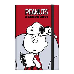 Agenda Snoopy Semanal A5 2021