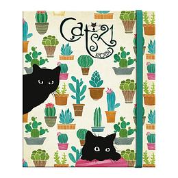 Agenda Floral Cats Semanal 2021