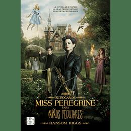 El Hogar De Miss Peregrine Para Niños Peculiares 1
