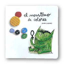 El Monstruo De Colores Cartone