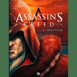 Assassins Creed, Comic 3. Accipiter