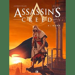 Assassins Creed, Comic 4. Hawk
