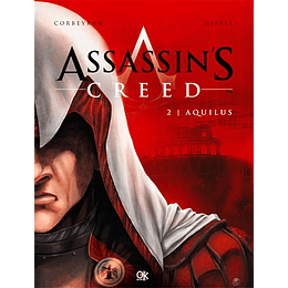 Assassins Creed, Comic 2.  Aquilus