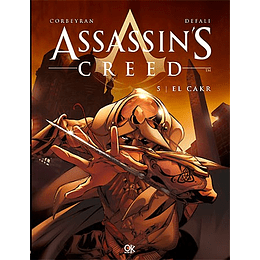 Assassins Creed, Comic 5. El Cakr
