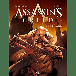Assassins Creed, Comic 5. El Cakr