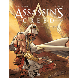 Assassins Creed, Comic 6. Leila
