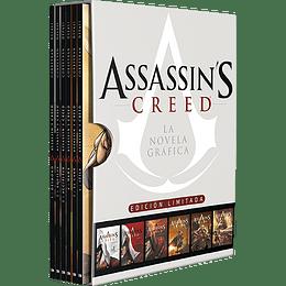 Assassins Creed. Estuche Edición Limitada