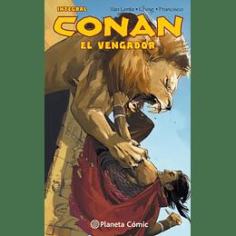 Conan, El Vengador. Tomo Integral