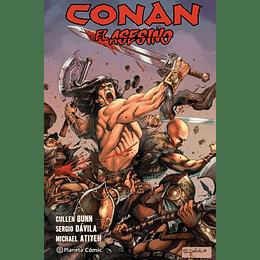 Conan, El Asesino. Tomo Integral